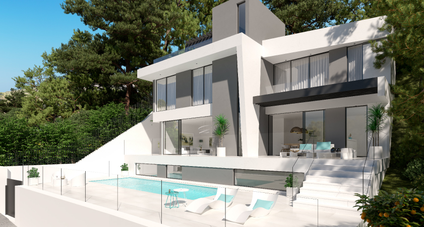 Villas en venta Malaga Este