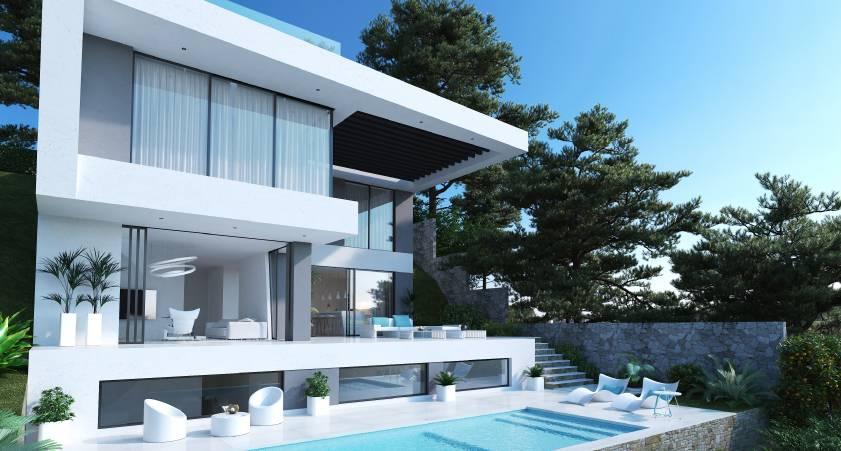 Villas en Málaga, España