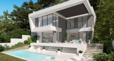 Luxury Villas for sale in Málaga in Pinares de San Antón