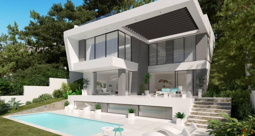 Casas y Chalets en venta en Málaga